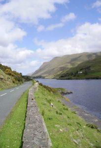 Doolough Pass from Louisburg to Leenane Connemara